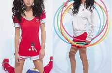 Olympic Fashion - The Original Games Collection by Adidas