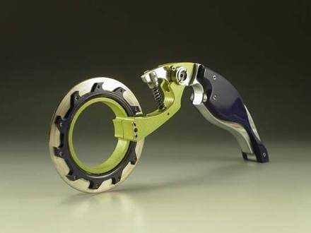 Pizza Cutters for Bikers