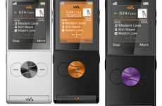 Sony Ericsson W350i, W760i and Z555i Leaked Before CES