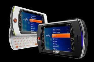 Sony Mylo 2 (CES 2008)