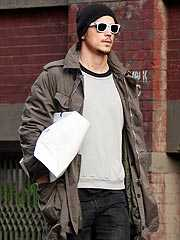 80s Sunglasses For Men - Josh Hartnett's White Shades