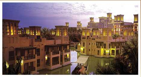 Arabian Luxury Resort - Jumeirah Al Qasr