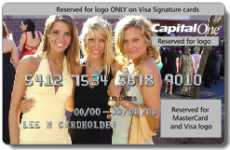 Design Your Own Credit Card - Capital One Image Card