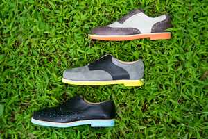 The T&F Slack Shoemakers London FW11 Collection is Boldly Sophisticated