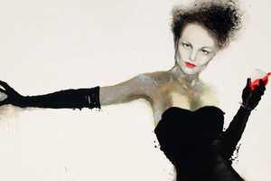 Viktor Sheleg Elegantly Captures Femininity with His Illustrations