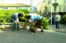 The Global Angels Cannes Young Lions Video Shows People Doing Good Deeds