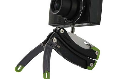 Swiss Army Tripods - The GerberGear Steady Multi-Tool is the Ultimate Utility Knife