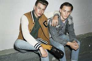 The Topman 2011 FW Collection for Men Boasts Bold Prints & Slim Fits
