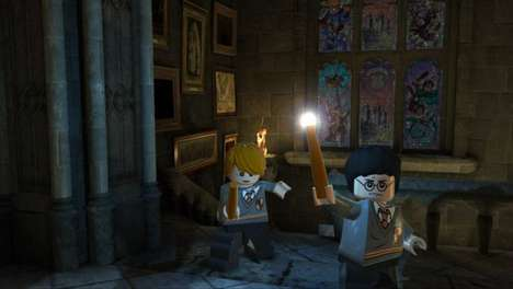 Wizardly Video Games - Potterheads Can Look Forward to LEGO Harry Potter Years 5-7