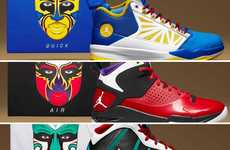 Opera Mask Sneakers