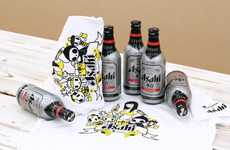Boozy Designer Toy Packs