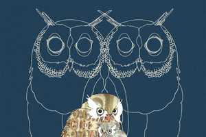 Ramona Ring Illustrates Naturalistic Accessories