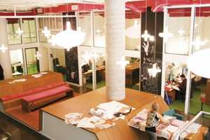 The Sid Lee Montreal Office Features Open Areas to Sprout Creativity