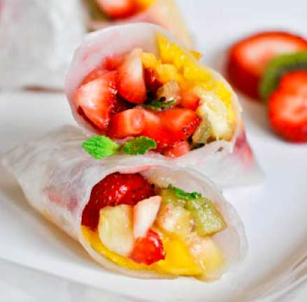 Flavorful Fruity Snacks