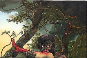 Artist Matthew Weir Creates Art that Forces A Painful Look Back