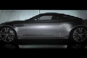 The Aston Martin V12 Vantage Ad is Dark and Delightful