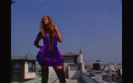Behind the Scenes Beyonce 4