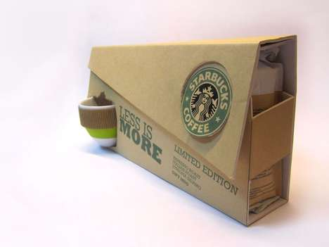 Starbucks Special Edition Packaging