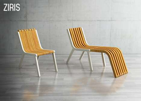 Ziris Chair by Redbit