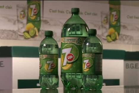 7Up EcoGreen bottle