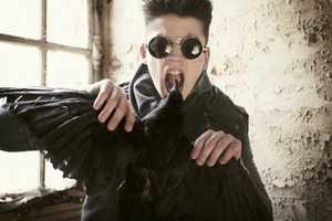 The Eleven Paris FW11 Line Boasts Dark & Grunge-Inspired Fashions