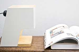 Foldo Lamp Created by Thinkk is Functional and Aesthetically Sleek