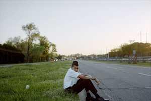 Jason Hanasik's Defenseless 'I Slowly Watched Him Disappear' Series