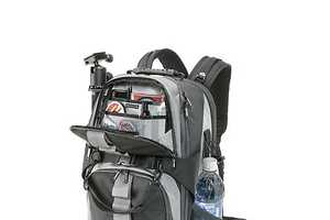 The Calumet BP1500 Large Backpack is for Hardcore Photographers