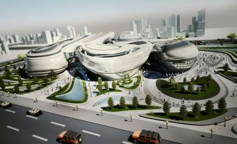 Futuristic Historical Hubs - The Space Race Museum Memorializes the Quest to Outer Space