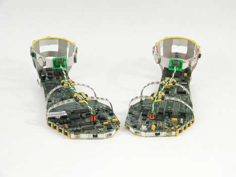 Data Sandals