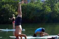 Floating Yoga Classes