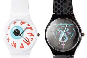Mishka Watches Hope to Portray Gritty Urban Imagery