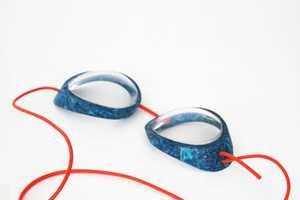 Erik De Laurens Designs Swim Shades Made from Fish Scales