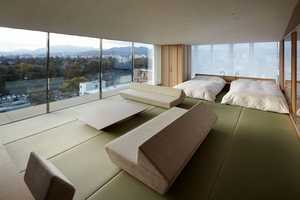 The Kyoto Kokusai Hotel Favors Basic Design Schemes