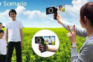 The 2Duo Camera Concept Lets You Take Two Photos at the Same Time