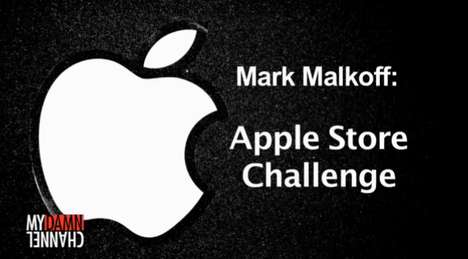 Malkoff Apple Store Challenge