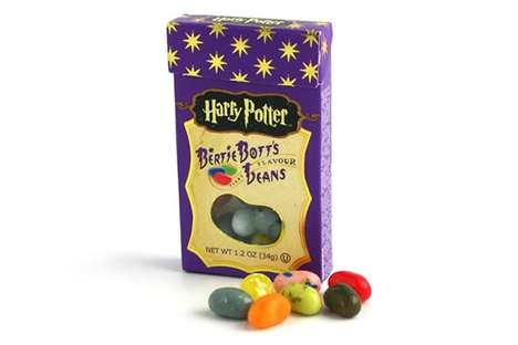 Bertie Bott Harry Potter Beans