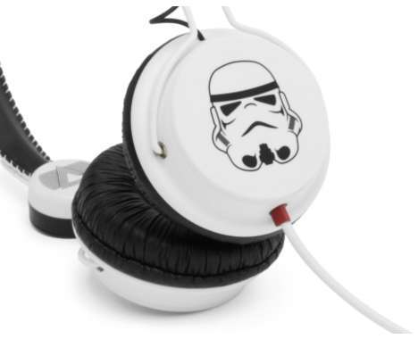 Pop Culture-Powered Headphones