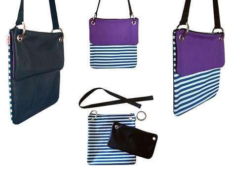 Modern Modular Purses - Arianna Vivenzio's Ochobags Provide Customizable Handbags