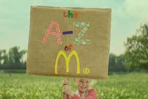 The McDonald's 'A to Z Campaign' Does Damage Control