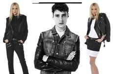 Diffusion Designer Dream Duds - The Pierre Balmain Collection Will Bring Rocker-Chic to the Masses