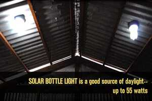 The Liter of Light Campaign Illuminates Developing Worlds