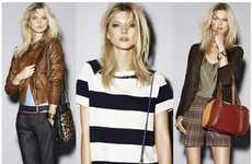 The Mango Pre-Fall 2011 Lookbook Brings You into the Autumn Season