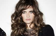This Isabeli Fontana Mango Fall 2011 Campaign Steams Up Autumn Looks