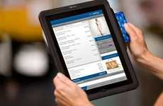 Tablet Payment Processors - PayWare Mobile Enterprise for Tablets Lets You Pay With Your iPad