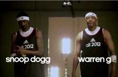 MC B-Ball Battles - The Adidas All 2012 Advert Counts Down to the London Olympics