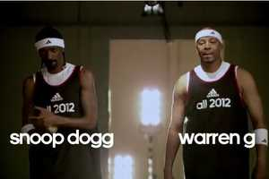 The Adidas All 2012 Advert Counts Down to the London Olympics