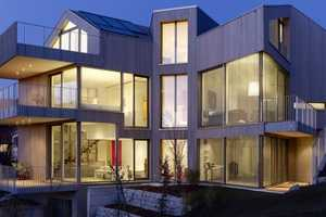 The Belmont Dream Home Takes Architecture to New Heights