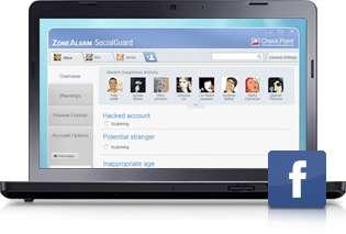 Social Network Spy Software - ZoneAlarm SocialGuard Lets Parents Track Kids' Facebook Activity