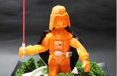 Veggie Sith Lords - Learn to Carve Your Very Own Carrot Darth Vader
